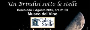 Calici sotto le Stelle 2016 - BANNER